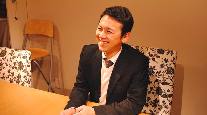 青山物産株式会社 代表取締役 四方田氏